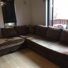 L Shape sofa (Pick up only)  Oka...