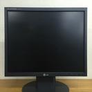 中古パソコン用モニタ (型番:FLATRON L1751SQ,商品...