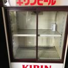 MITSUBISHI 冷蔵ショーケース 瓶ビール