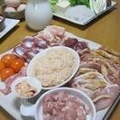 鶏肉を食べつくす鶏すき鍋