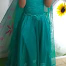 エルサのドレス オーダーメイド