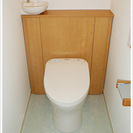 ☆CF クッションフロア張替 トイレの床をキレイにしよう! 神...