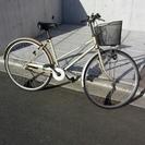 自転車、無料で差し上げます