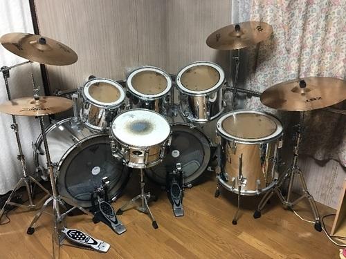 TAMA ドラムセット (Jun) 尾張旭...