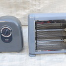☆電気ストーブ・ふとん乾燥機・電気カーペット2枚☆4品セット