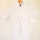 【等価交換OK】ダウンボタンホワイトシャツ☆メンズ Mサイズ
