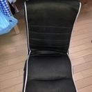 ニトリ 座椅子グランメッシュ レバー リクライニング可能