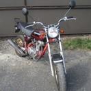 整備済み、原付バイク エイプ100 安く売ります。全国配送OK!!