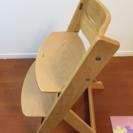 木製ベビーチェア