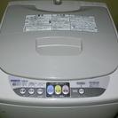 【引き取り完了】 日立製洗濯機 HITACHI NW-42F7(HP)