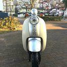 AF55、Hondaスクーピー。水冷バイク。50cc.