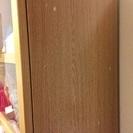 値下)MUJI (無印良品) カップボード・オープンタイプ (タモ材/ナチュラル) - 世田谷区