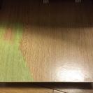 値下)MUJI (無印良品) カップボード・オープンタイプ (タモ材/ナチュラル) - 家具
