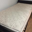 ニトリ シングルベッド・マットレス セット