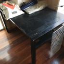 黒 テーブル