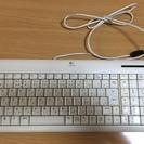 logicool USBキーボード