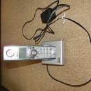 【子機1機だけですが】パイオニア社製の電話機子機1台です。無料で...