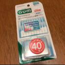 GUM  ソフトピック38本  携帯ケース付き