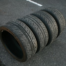 ~SOLD!~【中古】RE-71R 215/40R17R 4本セット