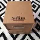 X-FILES コレクターズボックス セット【字幕版】[VHS]