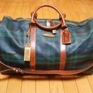 【中古】ラルフローレン旅行鞄