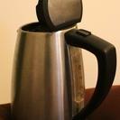 【値下げ】ステンレス電気ケトル 電気湯沸かしポット 1.2L TA...