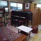 ピアノレッスン致します。