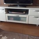 テレビ台 テレビボード 白