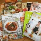 料理本12冊の画像