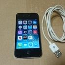 iPhone 4 16GB 動作品 ソフトバンクモデル