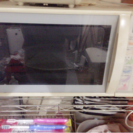 三菱 オーブン電子レンジ500W ¥0 中古品