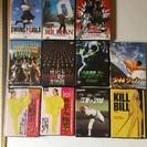 DVD いろいろあります。一本200円です