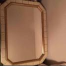 イタリア製アンティーク鏡 ミラー売ります