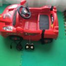 電動のおもちゃ車