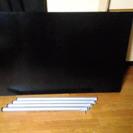 黒のテーブル(中古品)