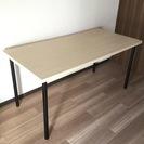 【引取限定・中古美品】IKEA LINNMON / ADILS テ...