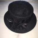 婦人物の帽子(新品未使用、タグ付き)