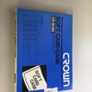 ★クラウン ソフトカードケース (CR-SCB5)未使用 ★