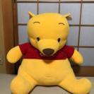 くまのプーさん特大ぬいぐるみ(^^)