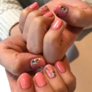 private nailsalon HONEY オーダーメイドです