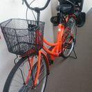 ママ自転車