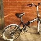 折りたたみ自転車 ロビンソン20 pangea