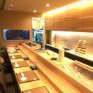寿司店内でのアルバイト