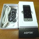 AGPtEK M20 8GB 合金素材 HiFi超高音質のMP3プ...