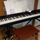 YAMAHA電気ピアノ