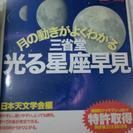 月の動きがよくわかる 光る星座早見