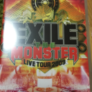 EXILE THEMONSTER2009LIVE DVD