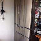 土日値下げ 三菱ノンフロン冷凍冷蔵庫 MR-E45P-T1形