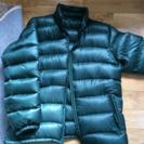 BEAMS ダウンジャケット 濃緑 サイズL ビームス