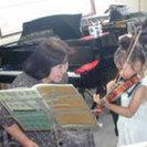 「ひもろぎ音楽教室」バイオリン・ピアノ・幼児音感教育
